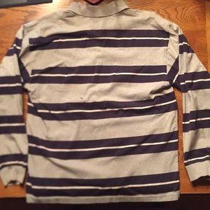 a2bc7d8ee4b Tommy Hilfiger Shirts - Tommy Hilfiger Striped Rugby Shirt Size XL